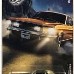 Matchbox MB812-11 : ´68 Ford Mustang GT CS