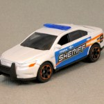 Matchbox MB821-02 : Ford Taurus Police Interceptor