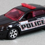 Matchbox MB821-05 : Ford Taurus Police Interceptor
