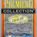 Matchbox Premiere Collection - World Class - 20 Blister