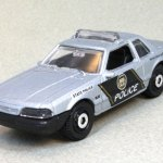 Matchbox MB969-02 : 1993 Ford Mustang Police car