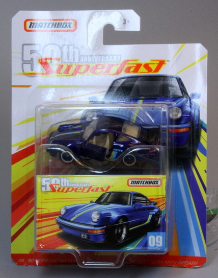 Matchbox MB1152-01 : '80 Porsche 911 Turbo