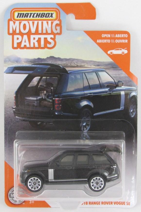 Matchbox MB1163-02 : ´18 Range Rover Vogue SE