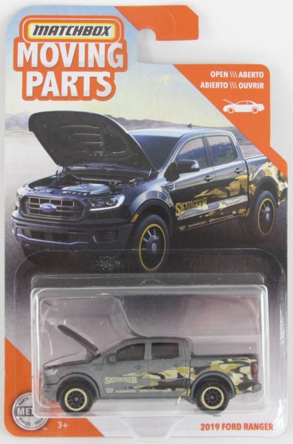 Matchbox MB1225-01 : ´19 Ford Ranger