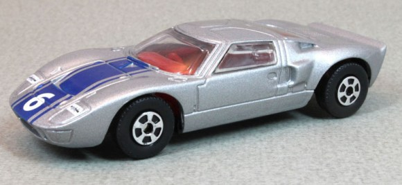 Matchbox MB634-02 : Ford GT