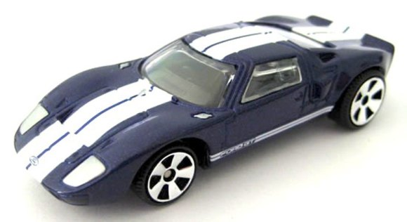 Matchbox MB634-03 : Ford GT