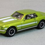 Matchbox MB812-05 : ´68 Ford Mustang GT CS