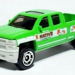 Matchbox MB924-07 : ´14 Chevy Silverado 1500