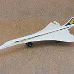 Matchbox Skybusters SB-23-02 : Supersonic Airliner (S.S.T)