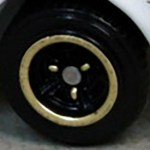 Matchbox Wheels : Tri-Star Gold