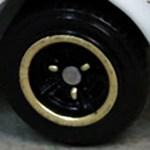 Matchbox Wheels : Tri-Star Gold