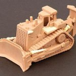 Matchbox MB461-PP01 : Caterpillar D11 Bulldozer