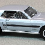 Matchbox MB812-01 : ´68 Ford Mustang GT CS