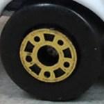 Matchbox Wheels : Dot Dash - Gold