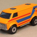 Matchbox MB068-01 : Chevy Van