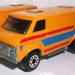 Matchbox MB068-05 : Chevy Van