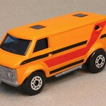 Matchbox MB068-08 : Chevy Van