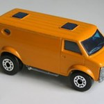 Matchbox MB068-14 : Chevy Van