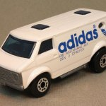 Matchbox MB068-19 : Chevy Van