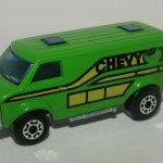 Matchbox MB068-21 : Chevy Van