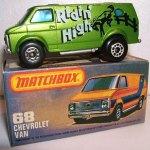 Matchbox MB068-28 : Chevy Van