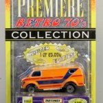 Matchbox Premiere Collection - World Class Series 13 Packaging