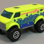 Matchbox MB102-21 : 4x4 Chevy Van