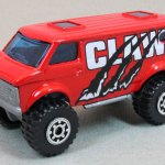 Matchbox MB102-27 : 4x4 Chevy Van