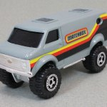 Matchbox MB102-44 : 4x4 Chevy Van