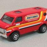 Matchbox Matchbox MB709-A-09 : Chevy Van