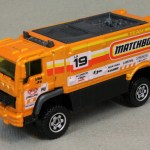 Matchbox MB928-05 : Desert Thunder V16