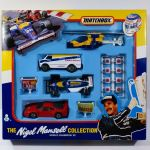 Matchbox The Nigel Mansell Collection : NM-820