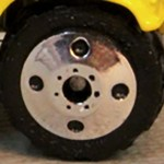Matchbox Wheels : 4 Dot Dome