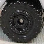 Matchbox Wheels : Cog - Black