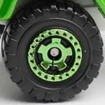 Matchbox Wheels : Cog - Green