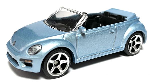 Matchbox MB1218 : 2019 VW Beetle Convertible