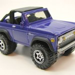 Matchbox MB720-A-06 : 1972 Ford Bronco 4x4