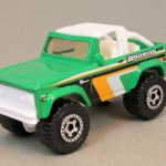 Matchbox MB720-A-16 : 1972 Ford Bronco 4x4