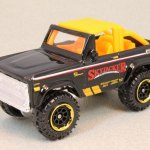 Matchbox MB720-A-21 : 1972 Ford Bronco 4x4