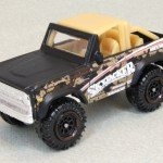 Matchbox MB720-A-24 : 1972 Ford Bronco 4x4