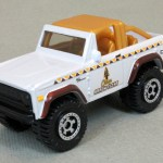 Matchbox MB720-A-26 : 1972 Ford Bronco 4x4