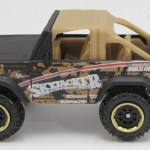 Matchbox MB720-A-27 : 1972 Ford Bronco 4x4
