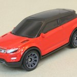 Matchbox MB896-04 : 2014 Range Rover Evoque