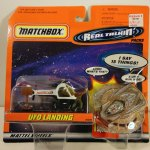 Matchbox 1998 Real Talkin - UFO Landing