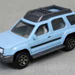 Matchbox MB1137-01 : 2000 Nissan Xterra