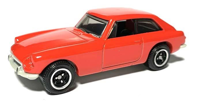 Matchbox MB1213 : 1971 MGB Coupe