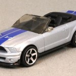 Matchbox MB744-10 : Shelby GT500 Convertible