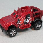 Matchbox MB855-02 : Oshkosh M-ATV