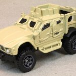 Matchbox MB855-04 : Oshkosh M-ATV