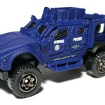 Matchbox MB855-09 : Oshkosh M-ATV